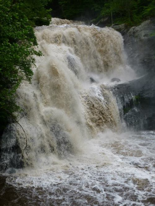 Bald River flood stage June 2 2013
